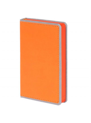 Ежедневник Freenote Small, недатированный, оранжевый