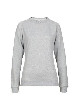 Свитшот женский Kulonga Sweat, серый меланж