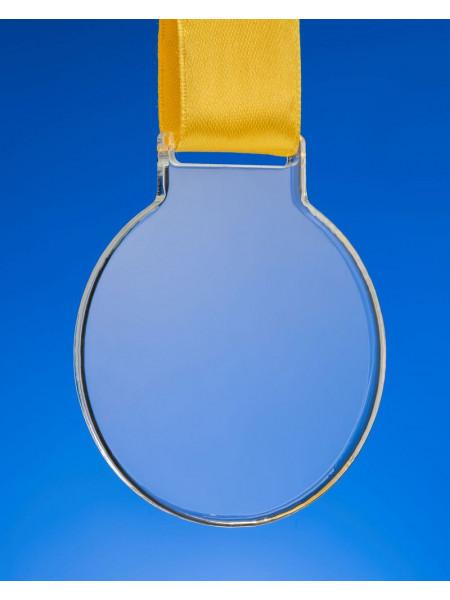 Медаль Perfect Day, с золотистой лентой
