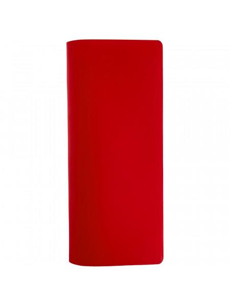 Дорожный органайзер Dorset, красный
