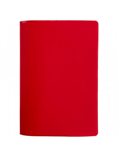 Обложка для паспорта Dorset, красная