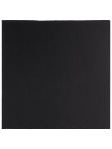 Костер Satiness, квадратный, черный