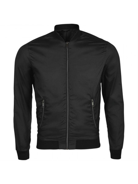 Куртка унисекс Roscoe, черная