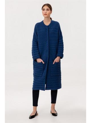 Кардиган женский Warmheart, синий