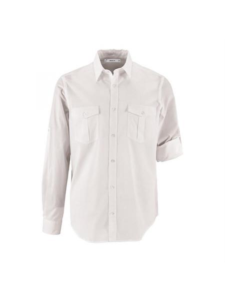 Рубашка мужская BURMA MEN, белая