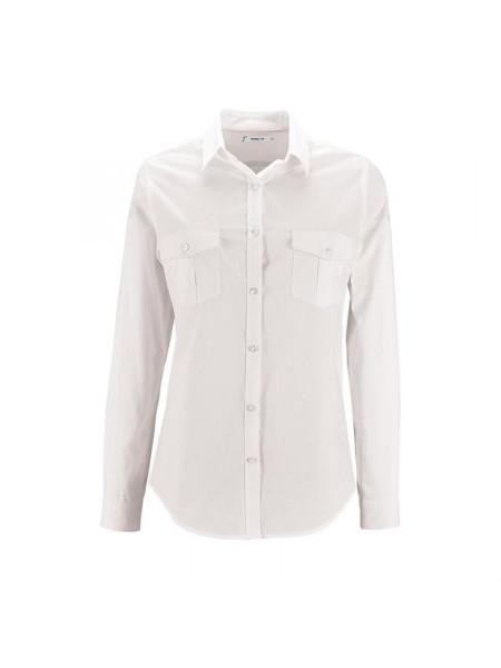 Рубашка женская BURMA WOMEN, белая