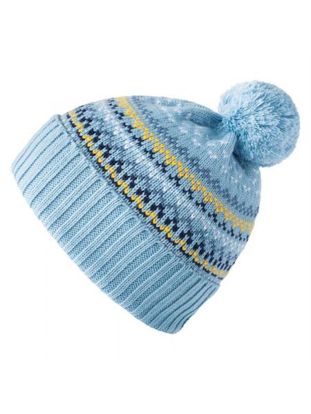 Шапка Snow, голубая