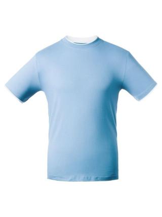 Футболка T-bolka Accent, голубая