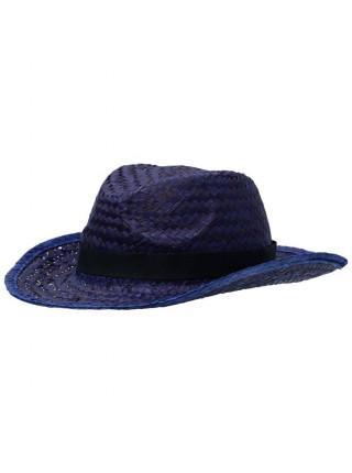 Шляпа Daydream, синяя с черной лентой