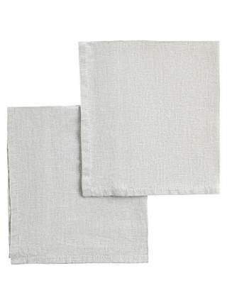 Набор салфеток Fine Line, серый