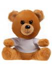 Игрушка «Медвежонок Топтыжка», коричневый