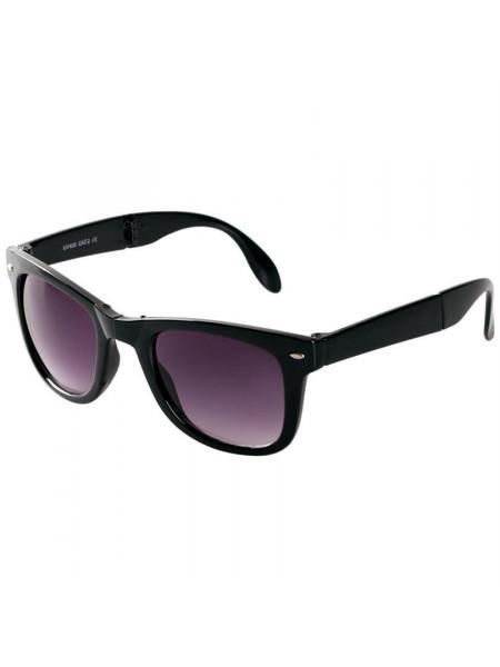 Очки солнцезащитные складные Stifel, черные