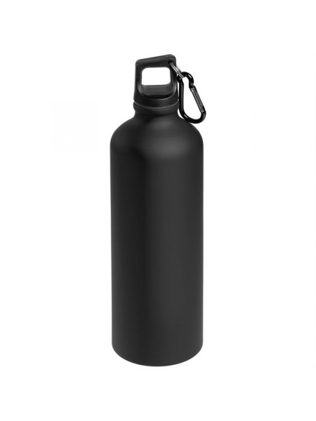 Бутылка для воды Al, черная