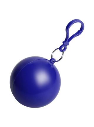 Дождевик в круглом футляре NIMBUS, синий