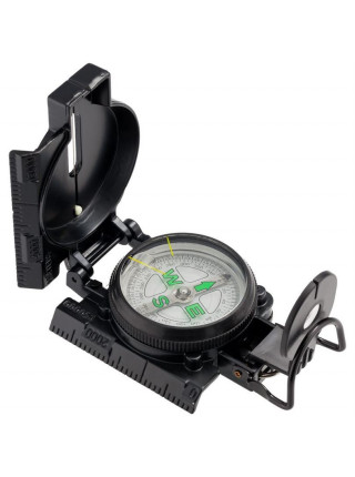 Туристический компас Azimuth, черный