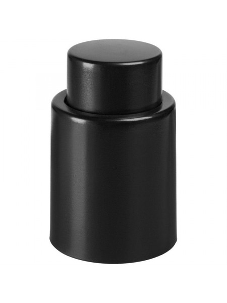 Пробка для бутылки Wine Keeper, вакуумная, черная