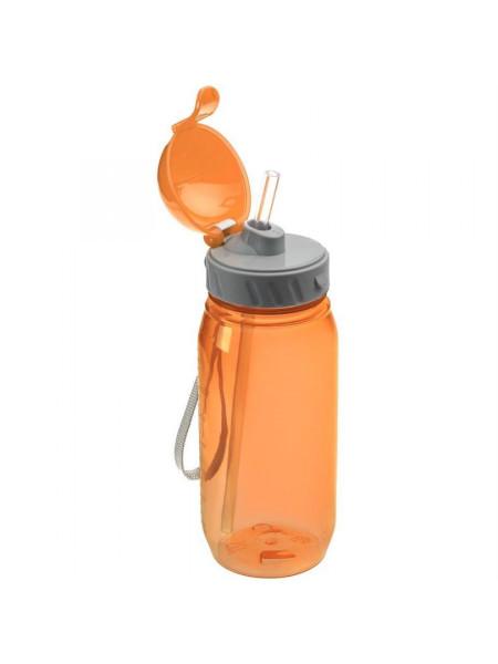 Бутылка для воды Aquarius, оранжевая