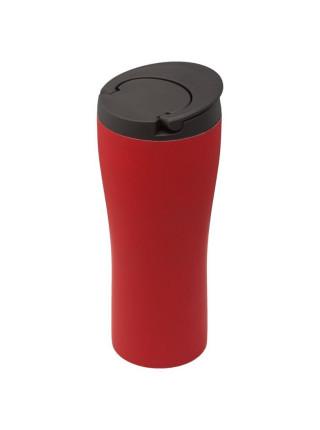 Термостакан Bucks, вакуумный, красный