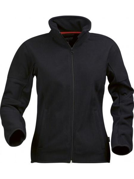 Куртка флисовая женская SARASOTA, черная