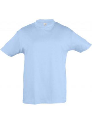Футболка детская REGENT KIDS 150, голубая