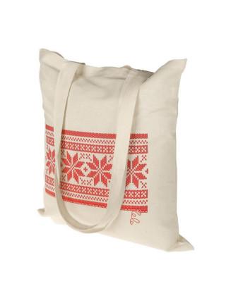 Холщовая сумка «Скандик», бежевая
