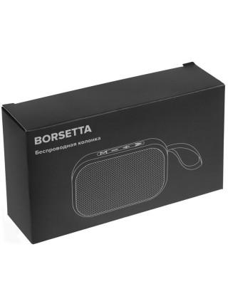 Беспроводная колонка Borsetta, черная