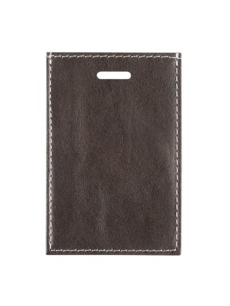 Чехол для карточки Apache, темно-серый