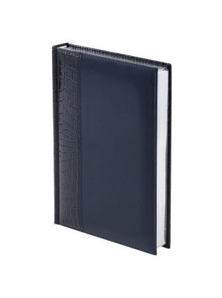 Ежедневник LUXE REPTAIL, недатированный, синий