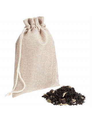 Чай «Таежный сбор» в бежевом мешочке
