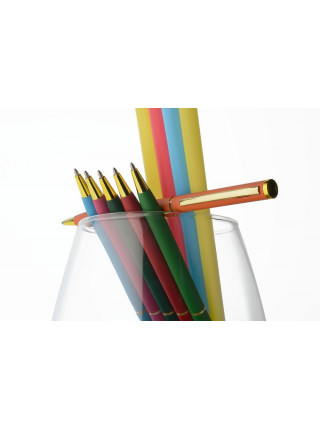 Ручка шариковая Hotel Gold, ver.2, матовая розовая