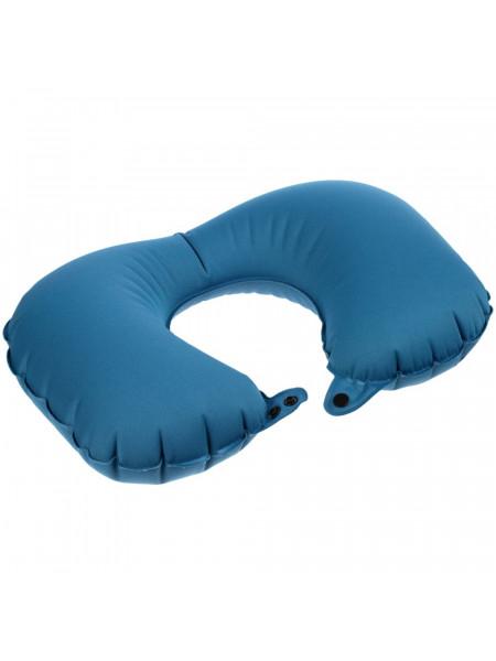 Дорожная подушка Pumpe, синяя