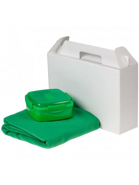 Набор Snack Back, зеленый