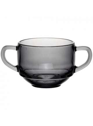 Кружка для супа Gray, серая