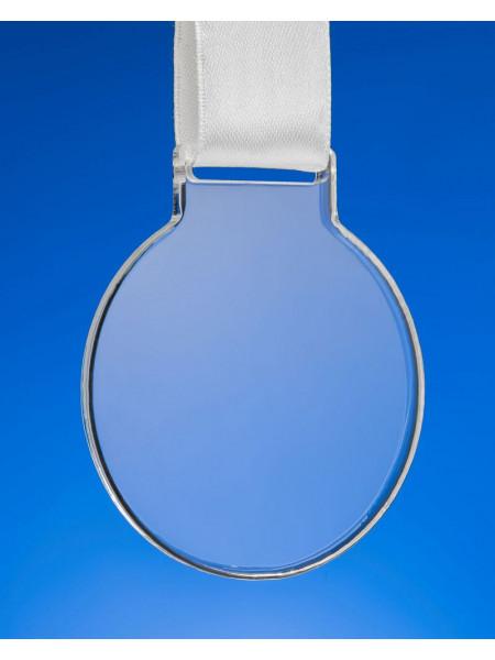 Медаль Perfect Day, с белой лентой