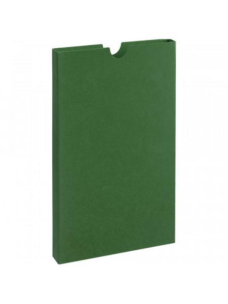 Шубер Flacky Slim, зеленый