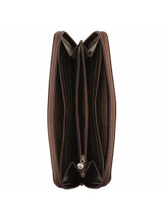 Кошелек Italico Maxi, коричневый