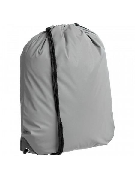 Рюкзак Manifest из светоотражающей ткани, серый