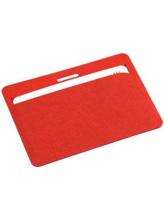 Чехол для карточки Devon, красный