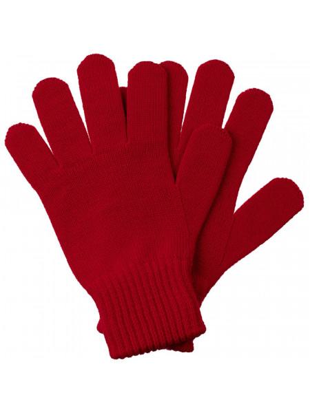 Перчатки Real Talk, красные