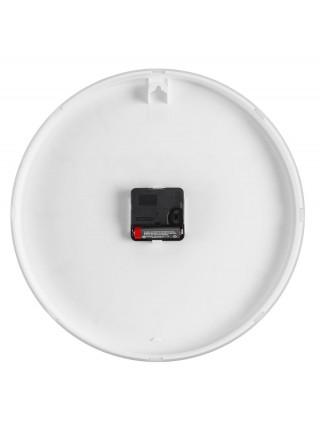 Часы настенные ChronoTop, белые