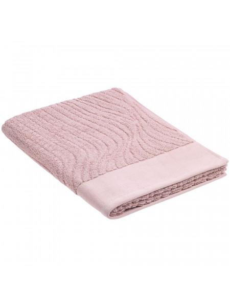 Полотенце New Wave, среднее, розовое