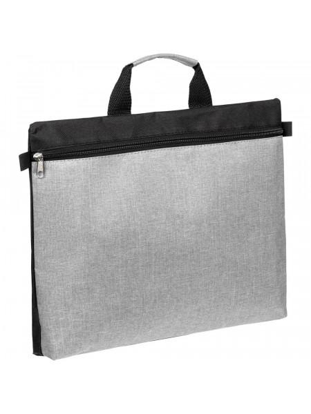 Конференц-сумка Melango, серая