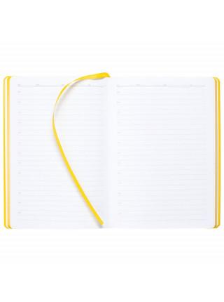 Ежедневник Brand Tone, недатированный, желтый