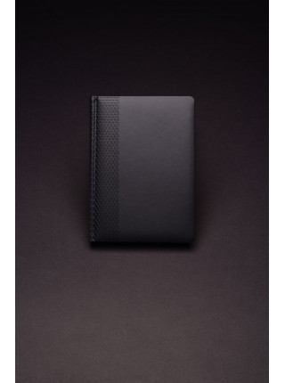 Ежедневник Brand, недатированный, черный