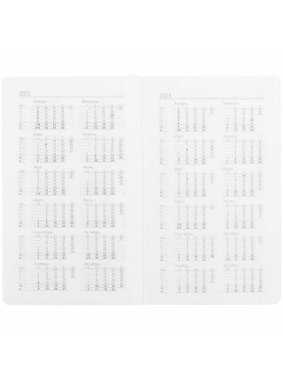 Ежедневник Basis Mini ver.2, недатированный, белый