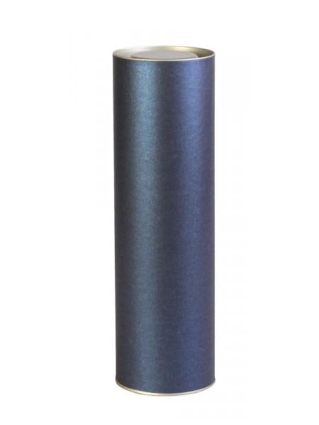 Тубус подарочный «Блеск», синий
