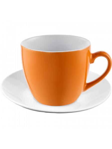 Кофейная пара Refined, оранжевая