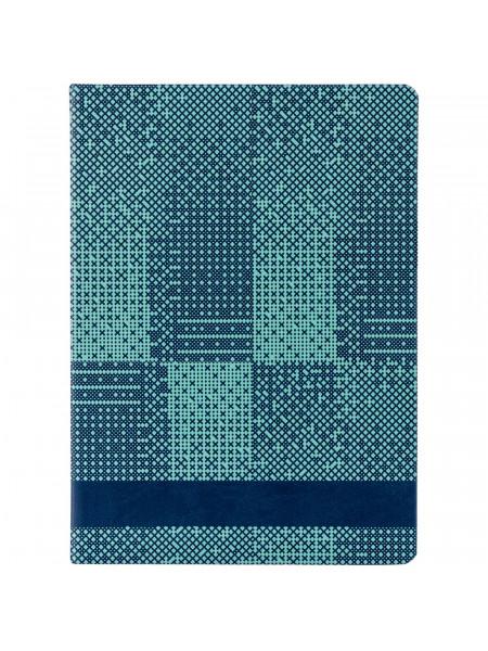 Ежедневник Big Data, недатированный, синий