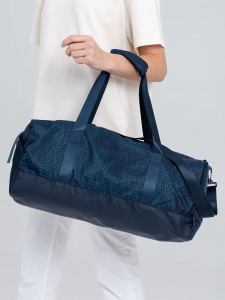 Спортивная сумка Triangel, синяя