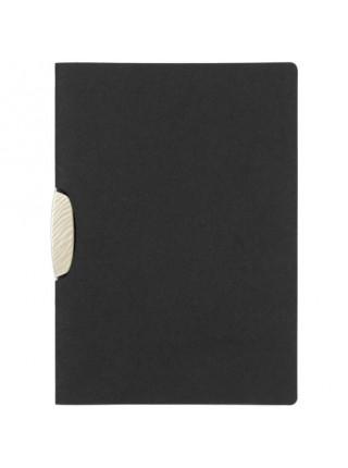 Папка Clip File Eco, черная